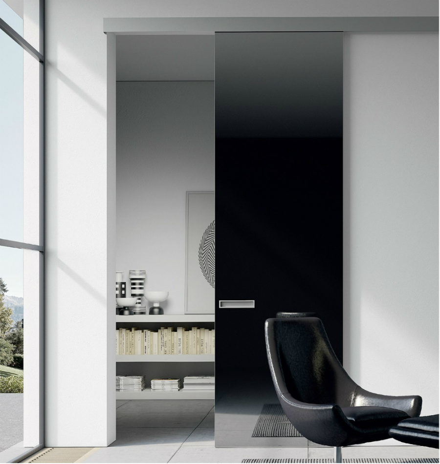 SEGNO interior door by Movi Italia