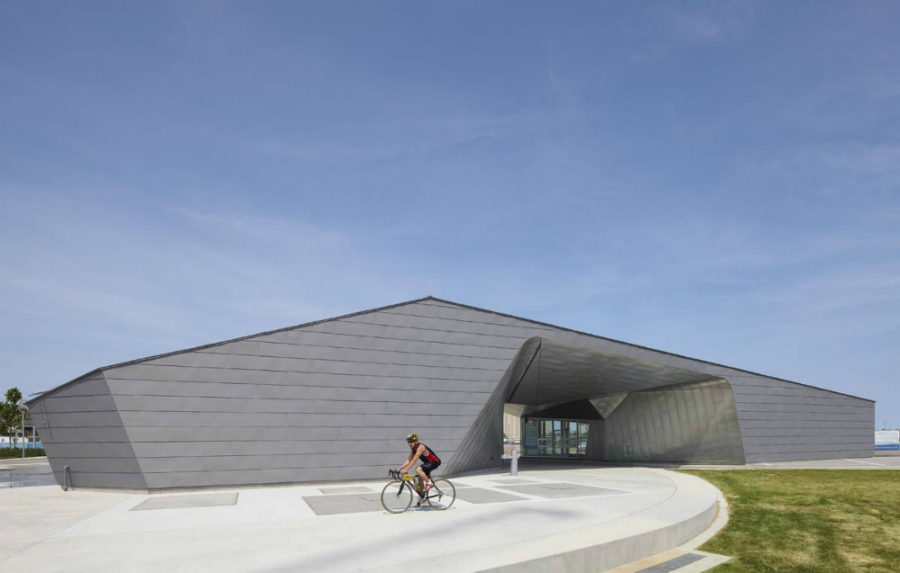 Sherbourne Common Pavilion by Teeple Architects