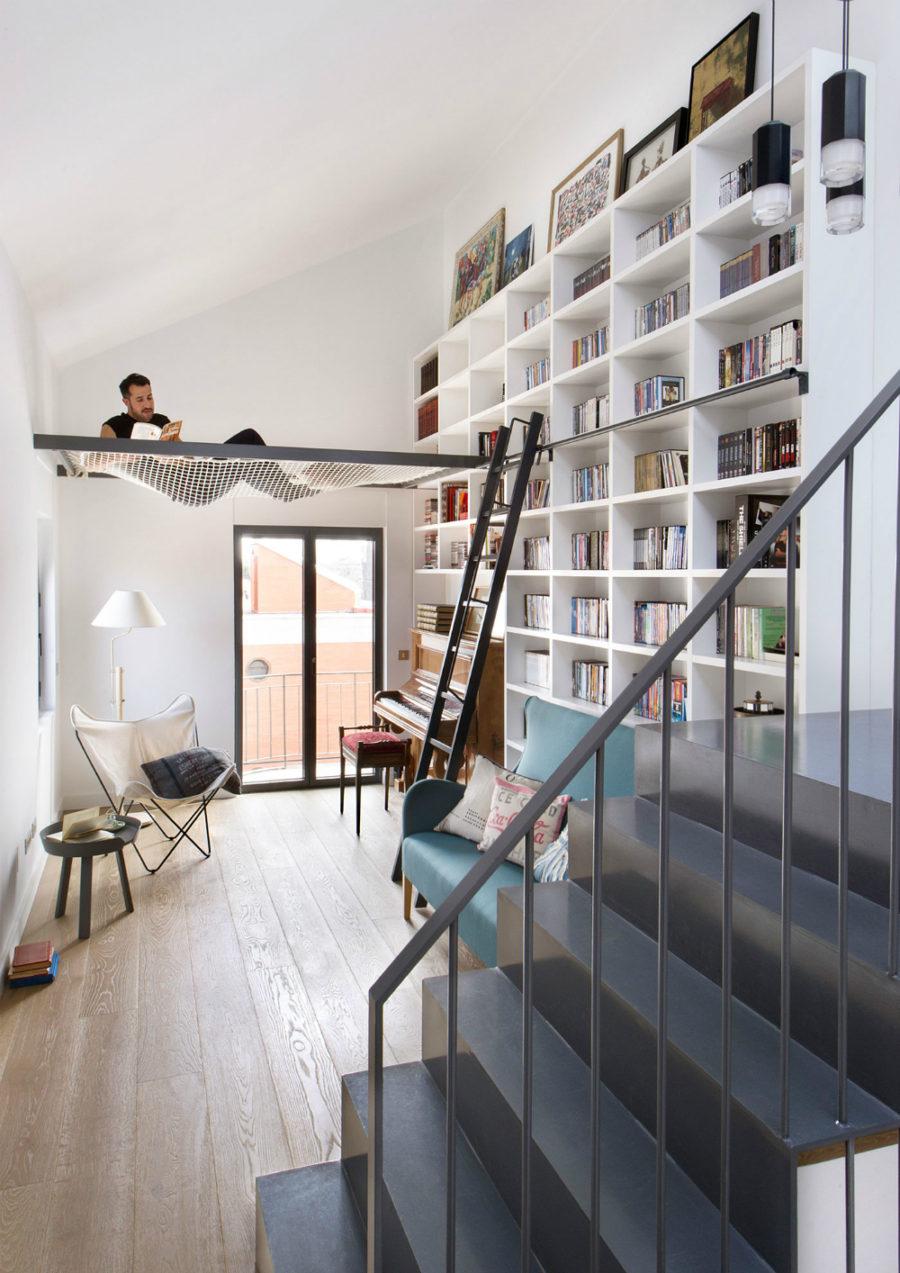 Indoor Hammock Ideas for Year-Round Summer Atmosphere