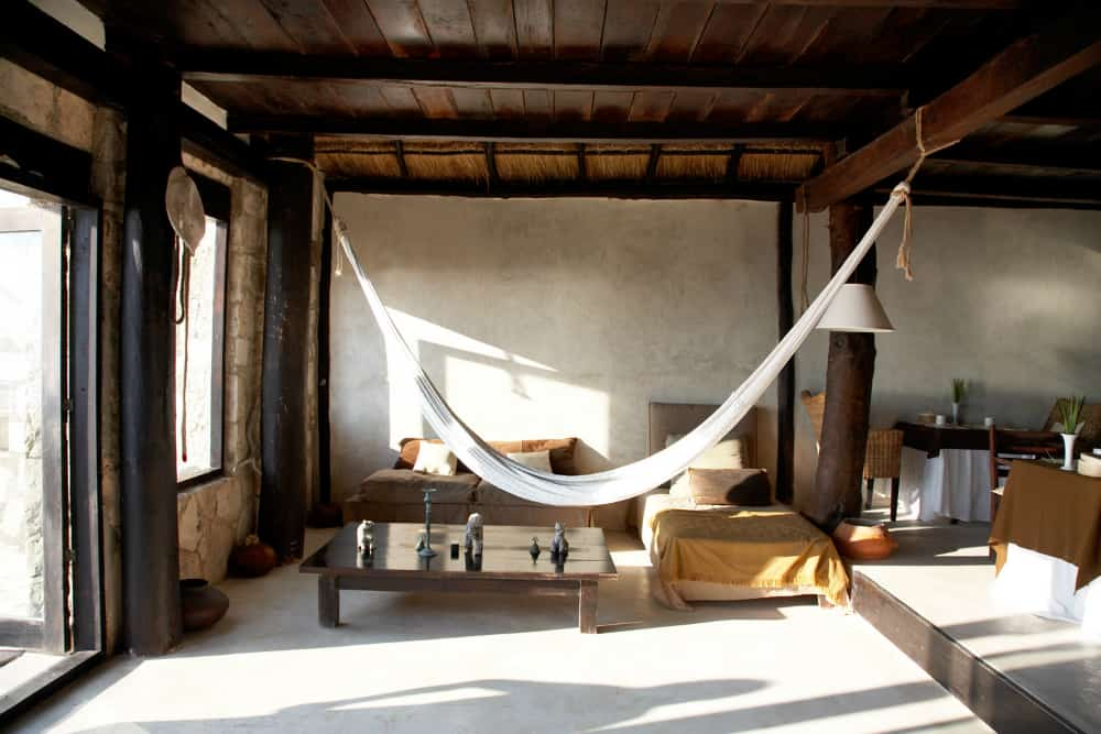Thin hammock