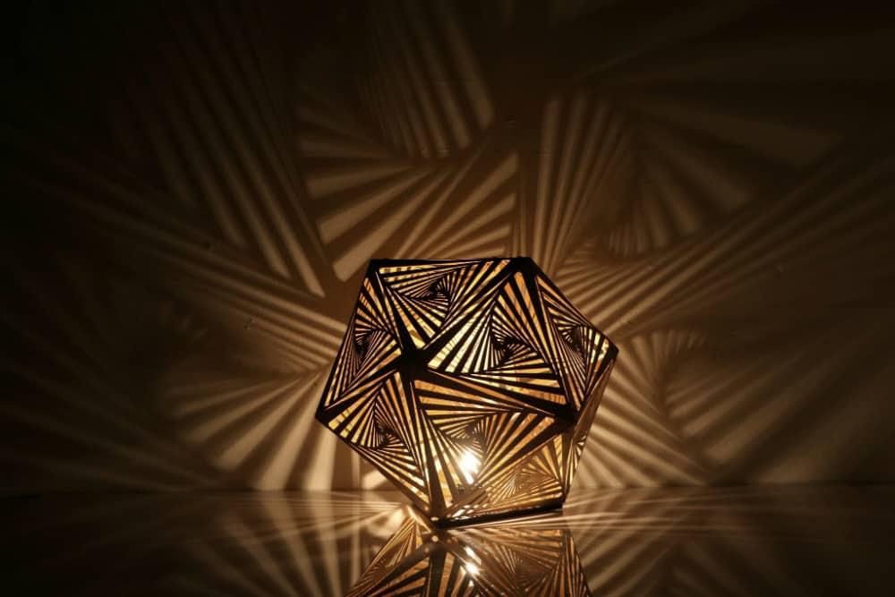 Vortex Table Light