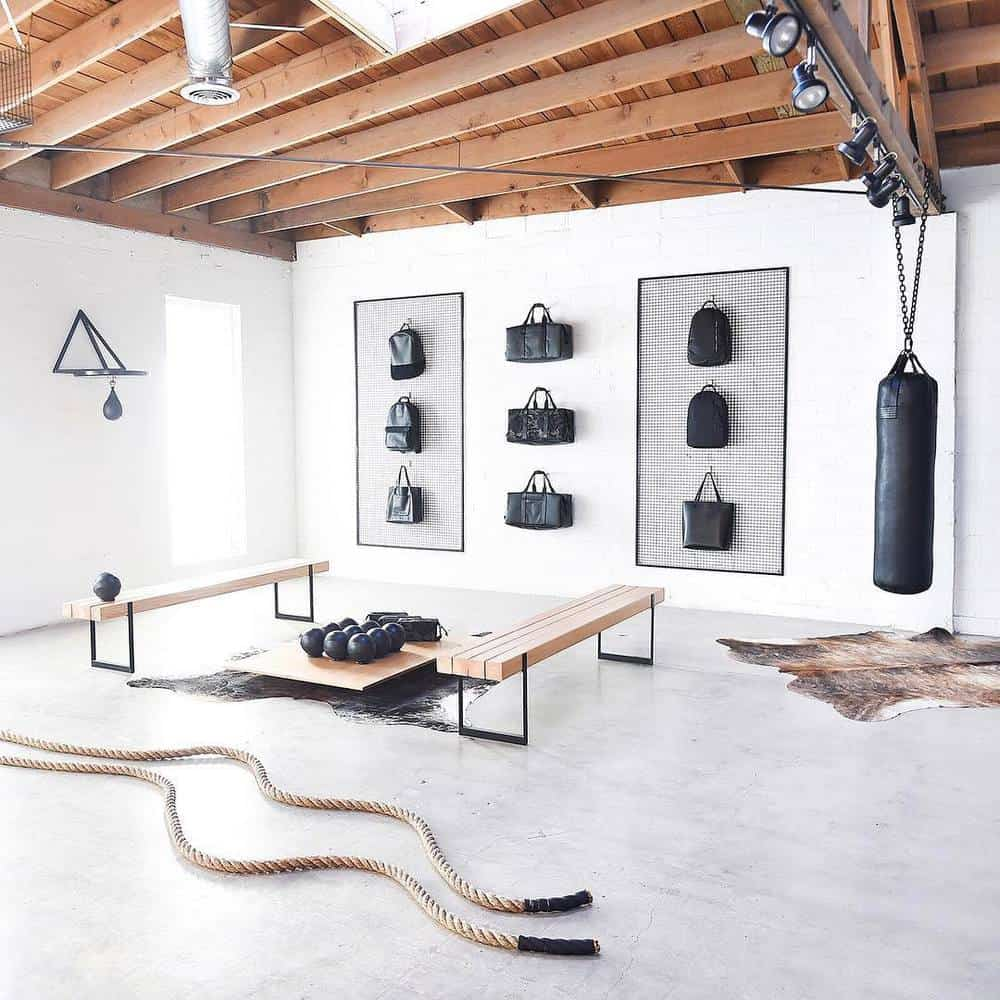 Home Gym Design Ideas: Home Gym Designs That Will Make You Wanna Sweat