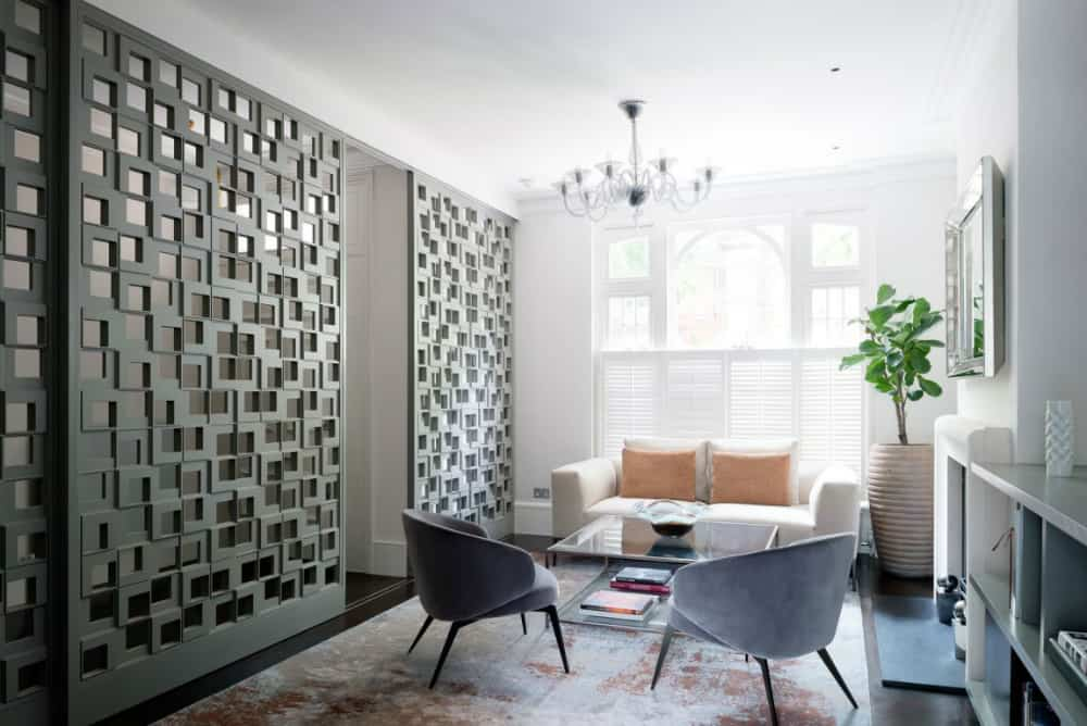 19th century London home remodel