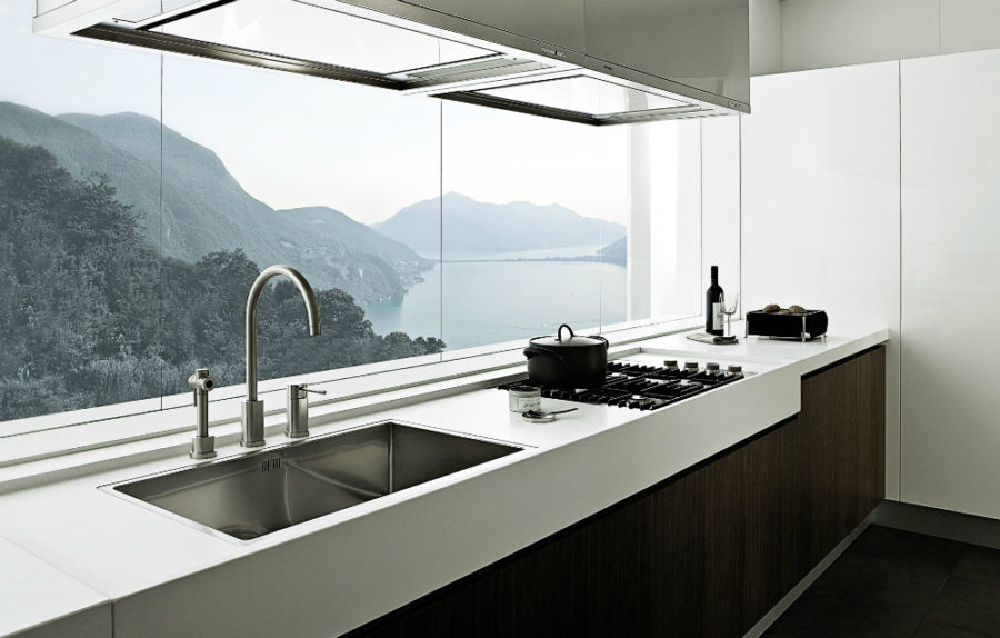 alea kitchen by poliform - Kitchen Window Ideas
