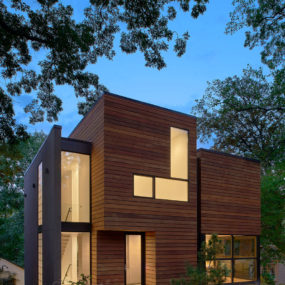 Robert M. Gurney Modernizes a Private Residence in Virginia