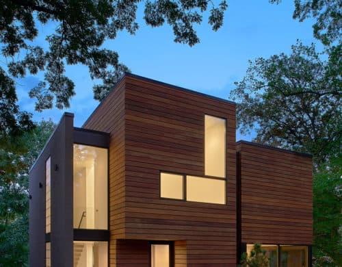 Robert M. Gurney Modernizes a Private Residence in Virginia