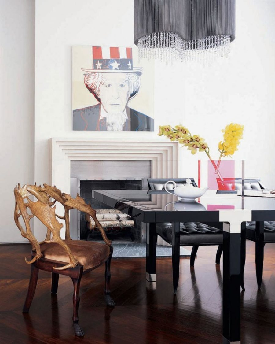 Axis Mundi Design West Village Townhouse