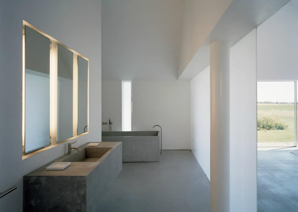 Baron House by John Pawson Architect