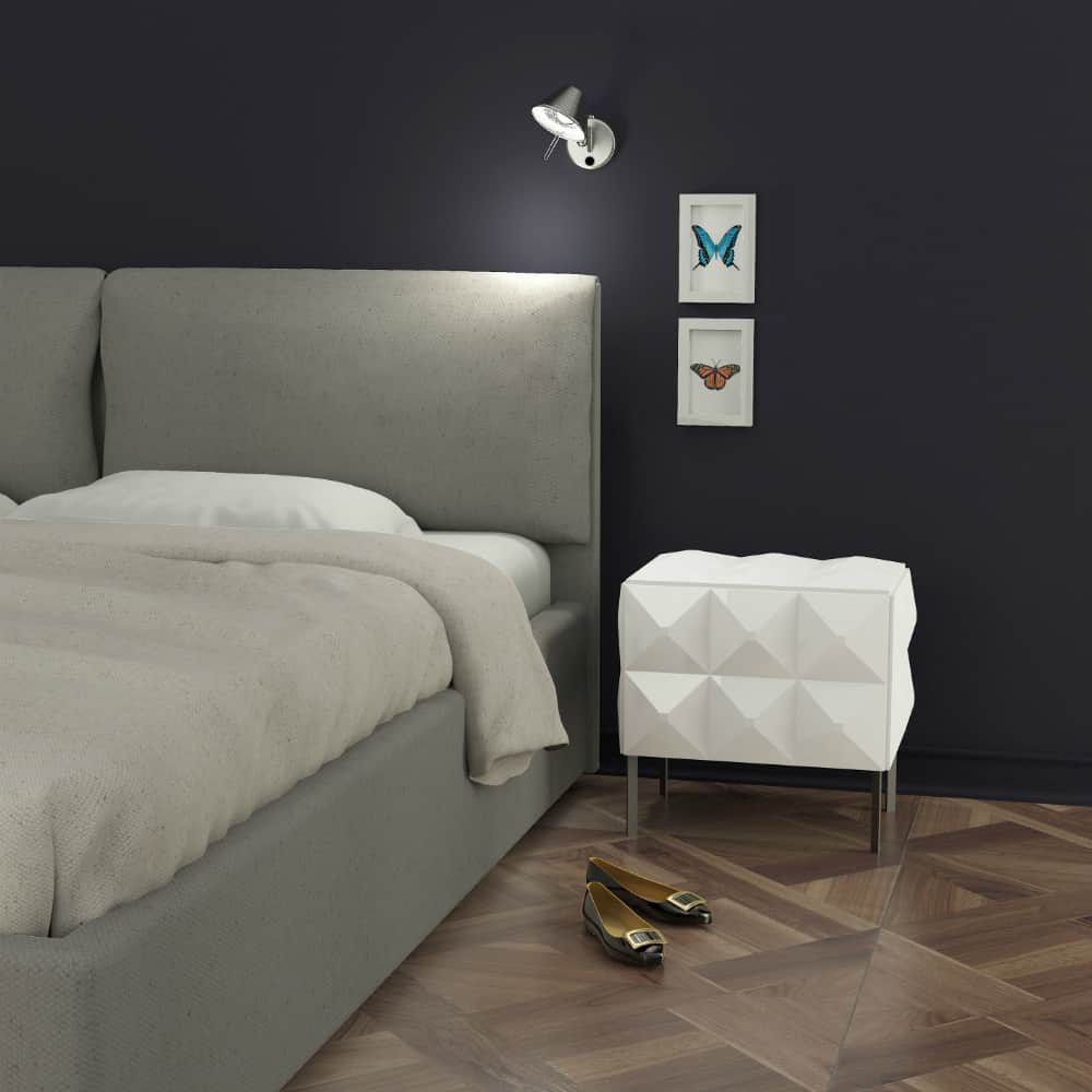 Night Stand Designs : Unique nightstand designs that will enhance your bedroom