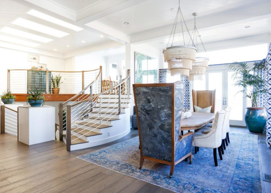Blackband Design's coastal remodel