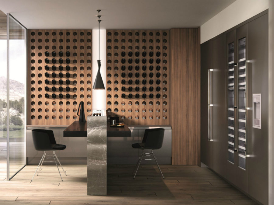 DOMINA kitchen by Aster Cucine