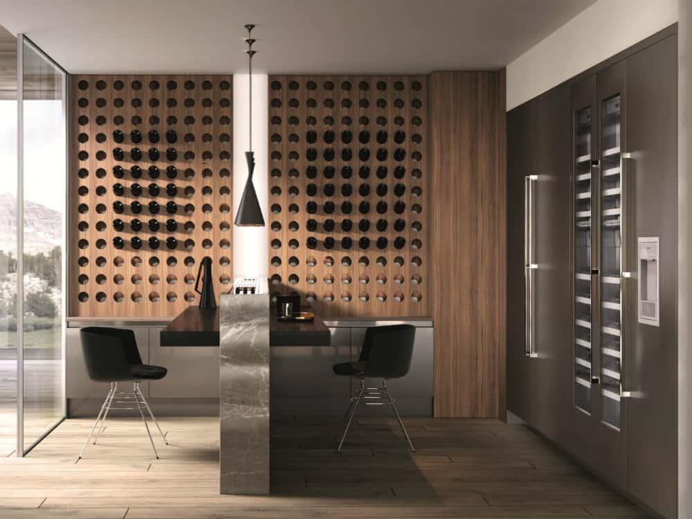 DOMINA kitchen by Aster Cucine