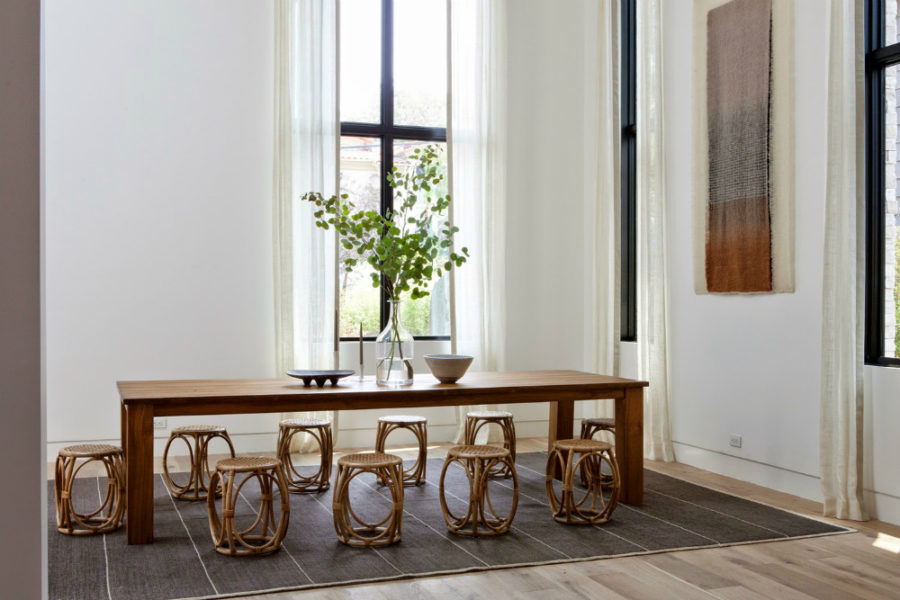 Dining area by DISC Interiors