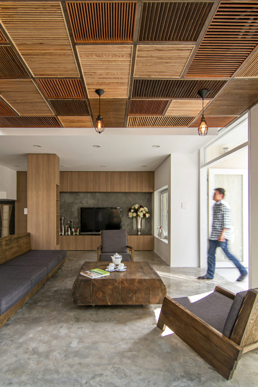 EPV House by AHL architects associates