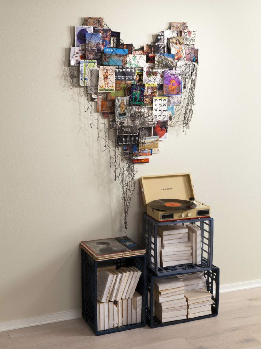 Eclectic 3-D Wall Art by Susan Manrao