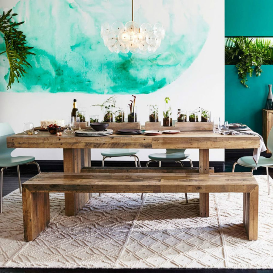 Exceptionnel ... Emmerson Reclaimed Wood Dining Table