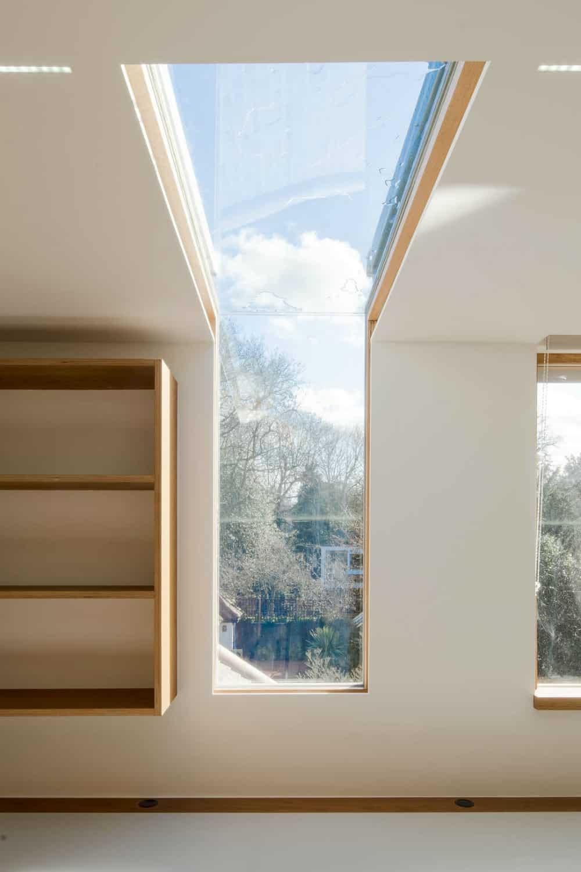 Finchley Loft by Satish Jassal Architects