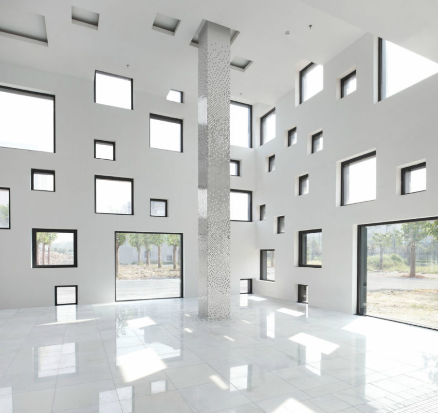 Galería de Cube Tube en Jinhua by SAKO Architects