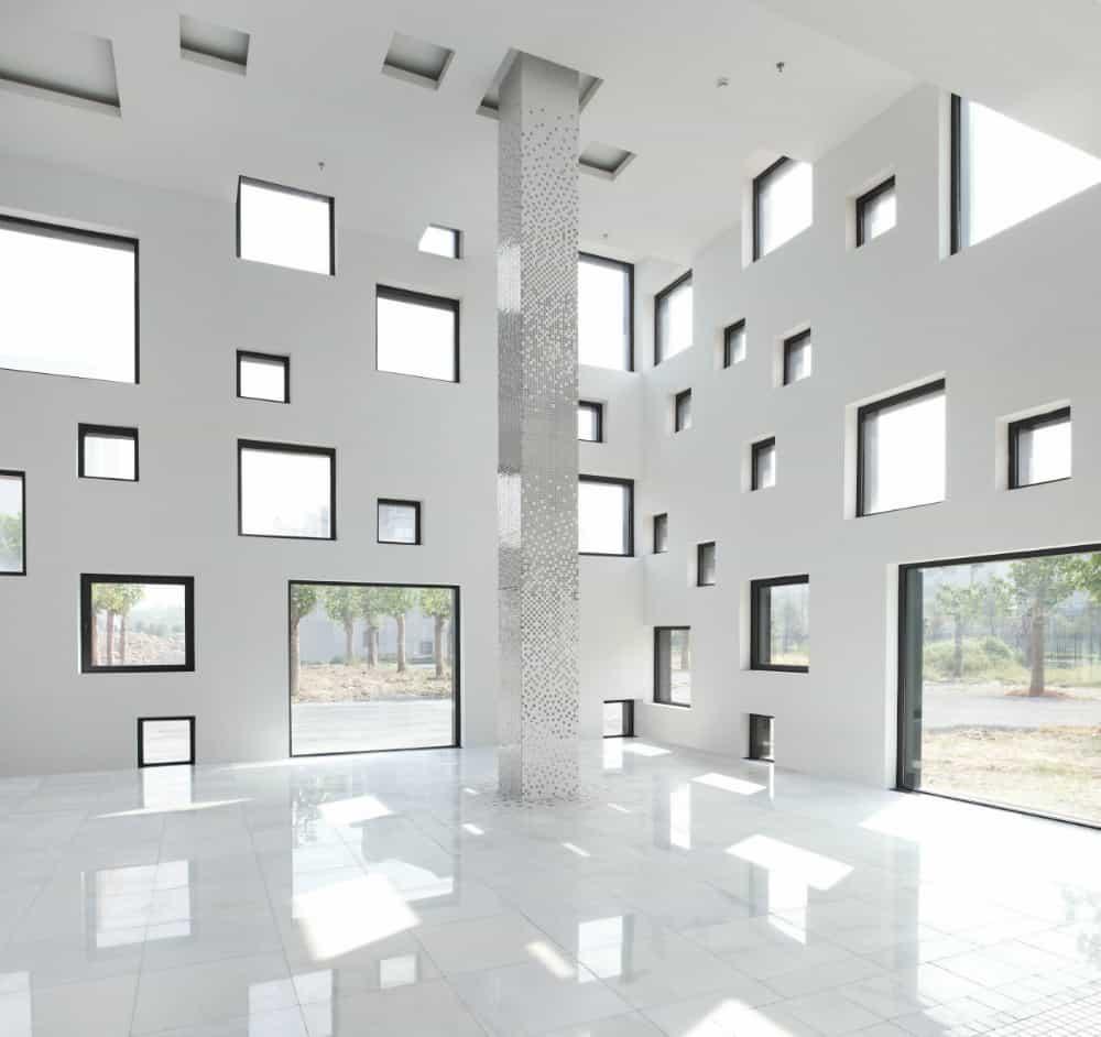 Galería de Cube Tube en Jinhua by SAKO Architects