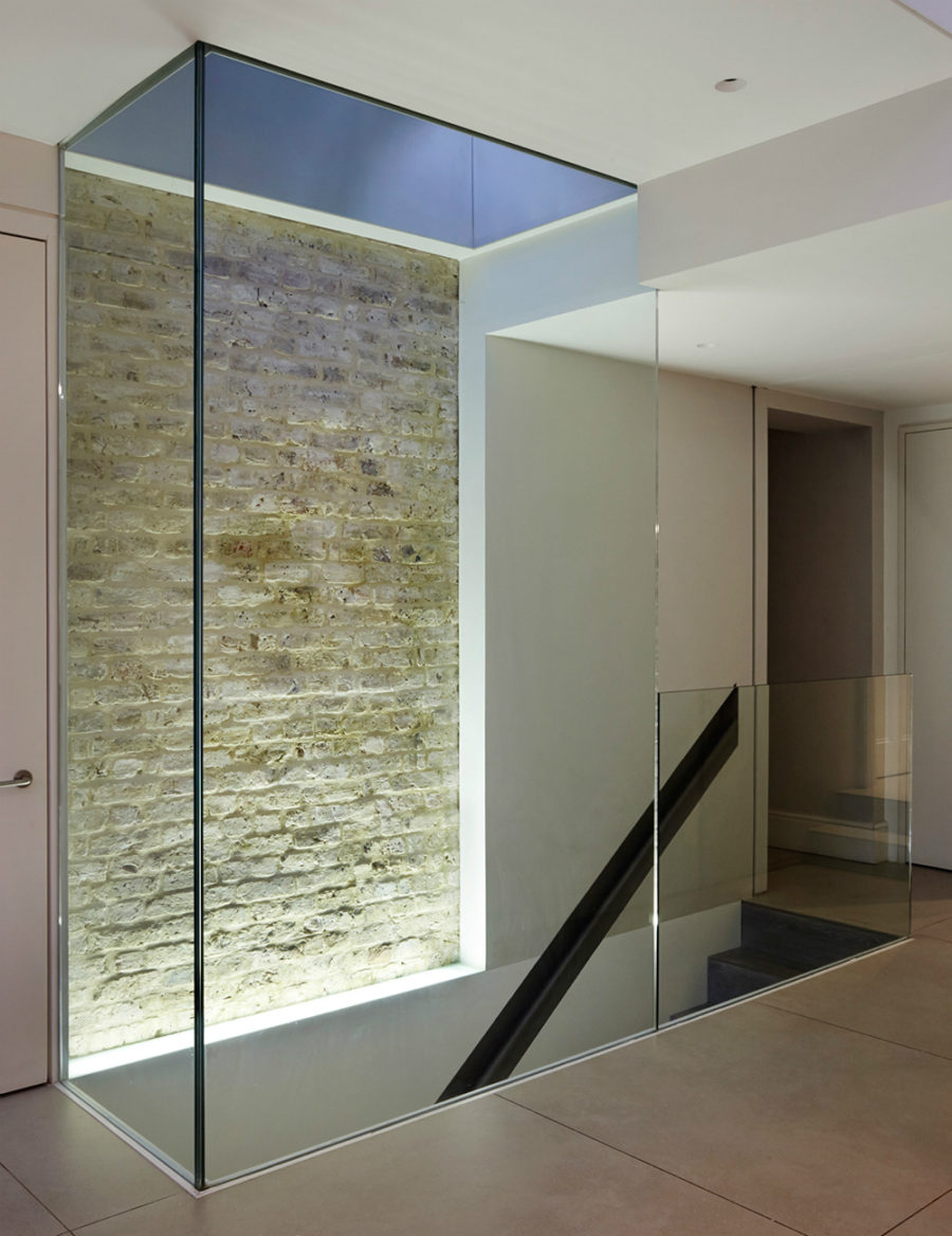 Glass walls 900x1168 Contemporary Interior Architecture Elements That are Cool and Different