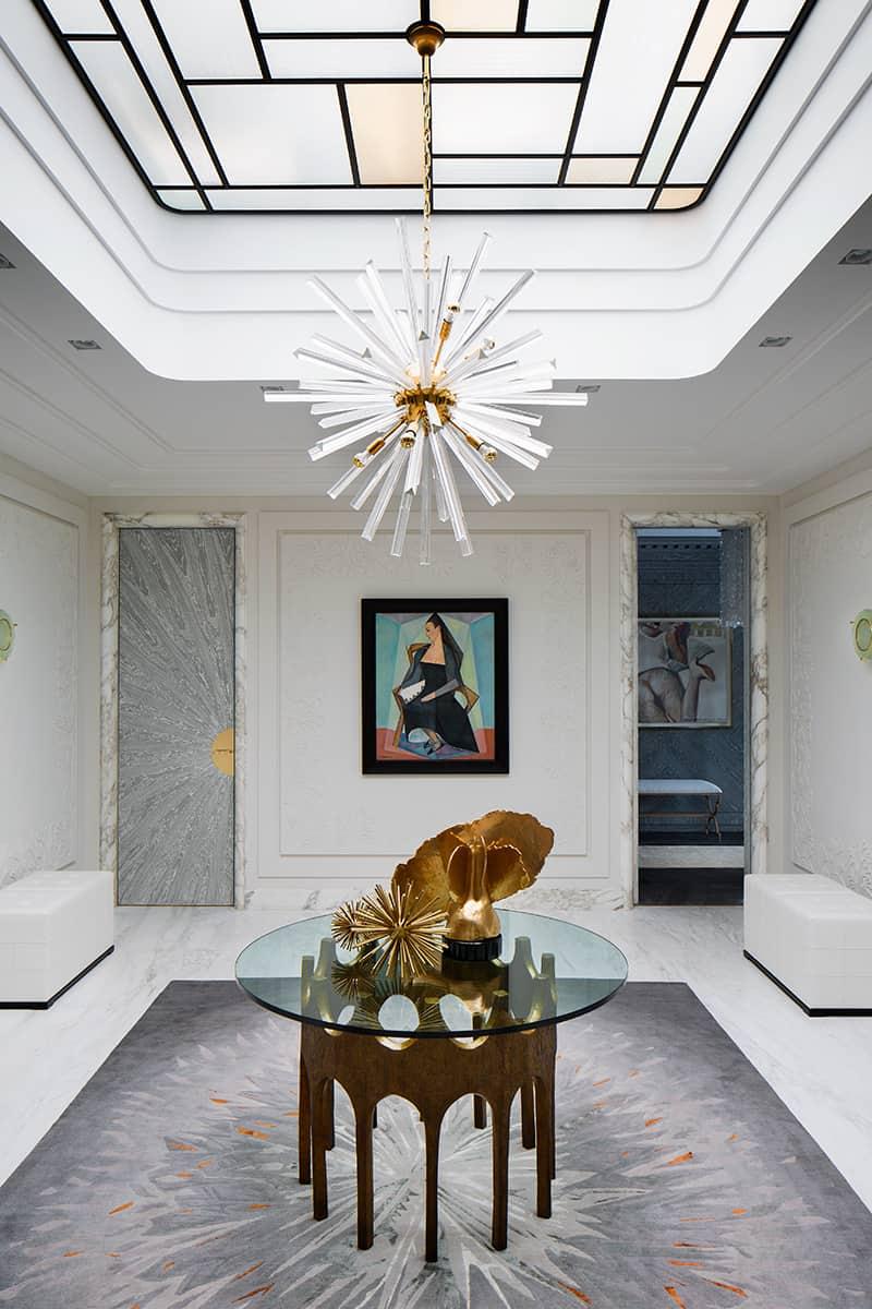 Hall by Ekaterina Fedorchenko