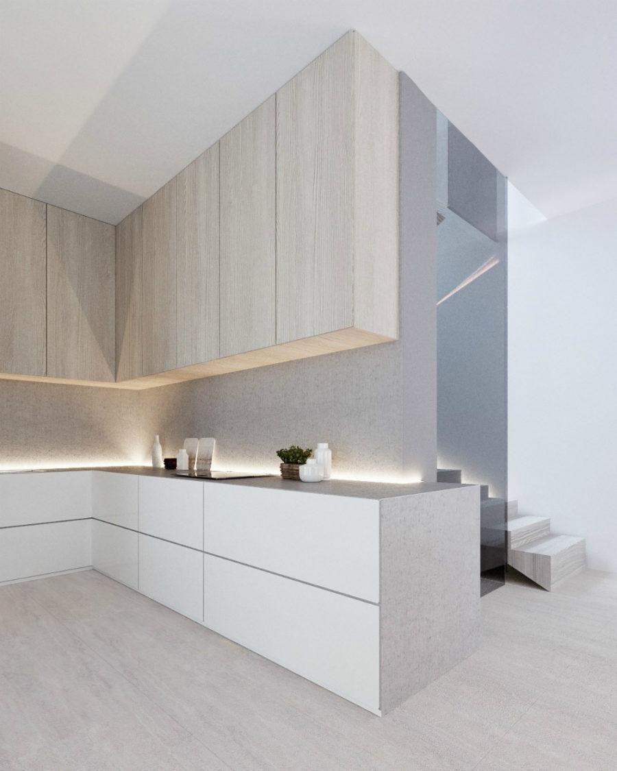 Home design by Yevhen Zahorodnii & Sivak Trigubchak