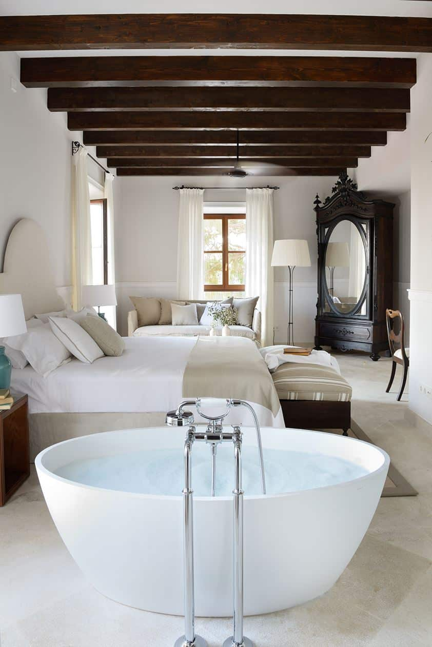 Hotel Cal Reiet in Mallorca.jpg Hotel Bath Ideas for the Master Bedroom