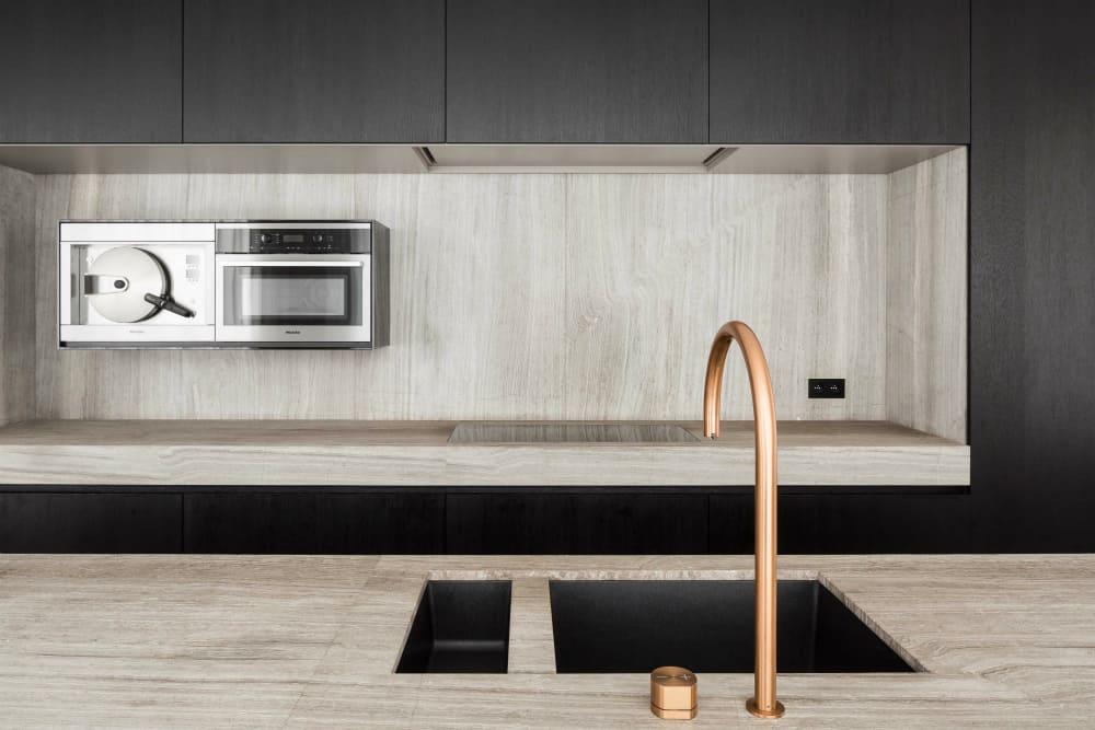 Hullebusch kitchen Oak Grey