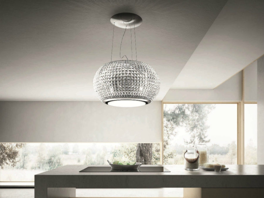INTERSTELLAR cooker hood by Elica