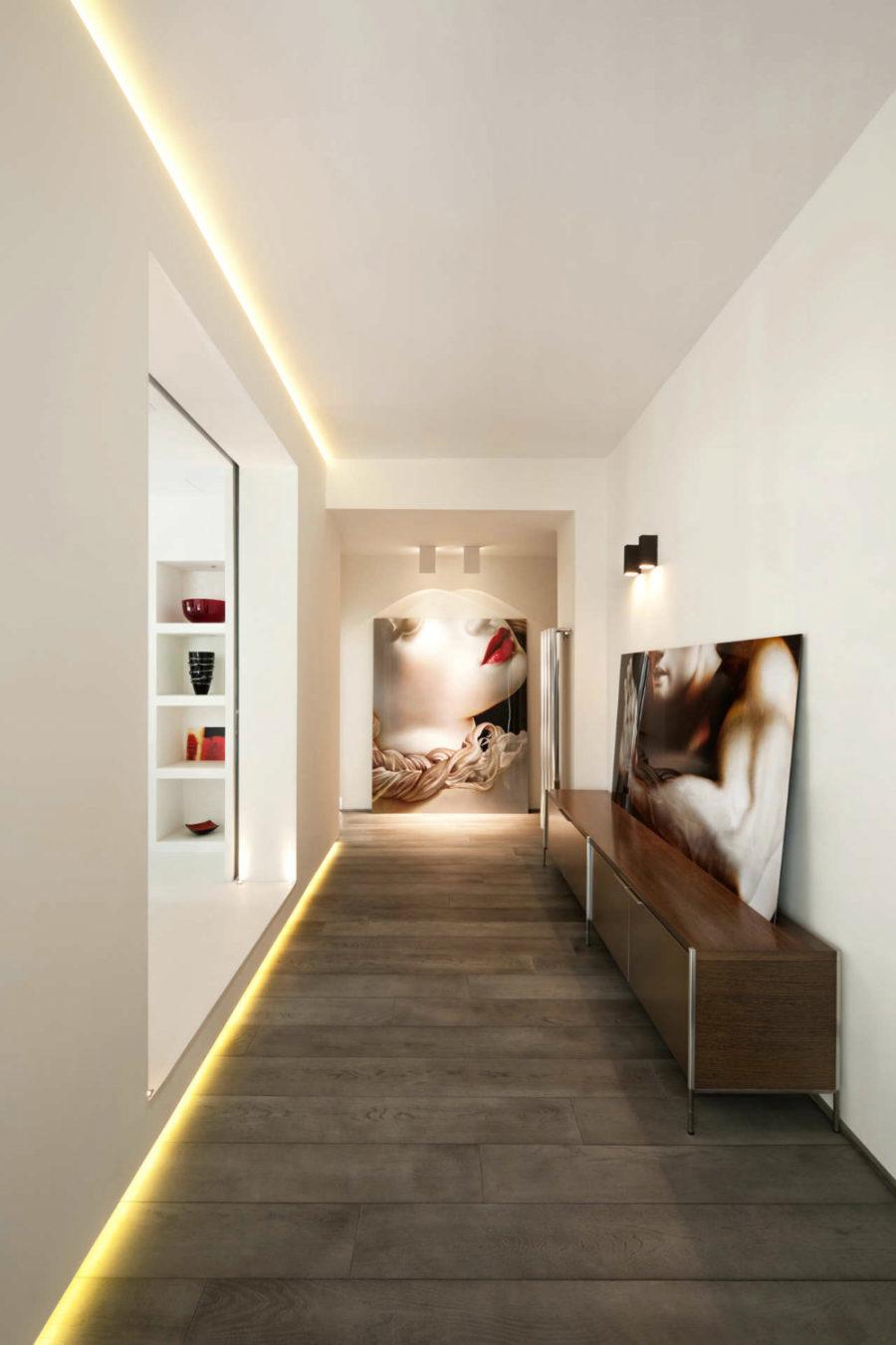 Interior design by Carola Vannini