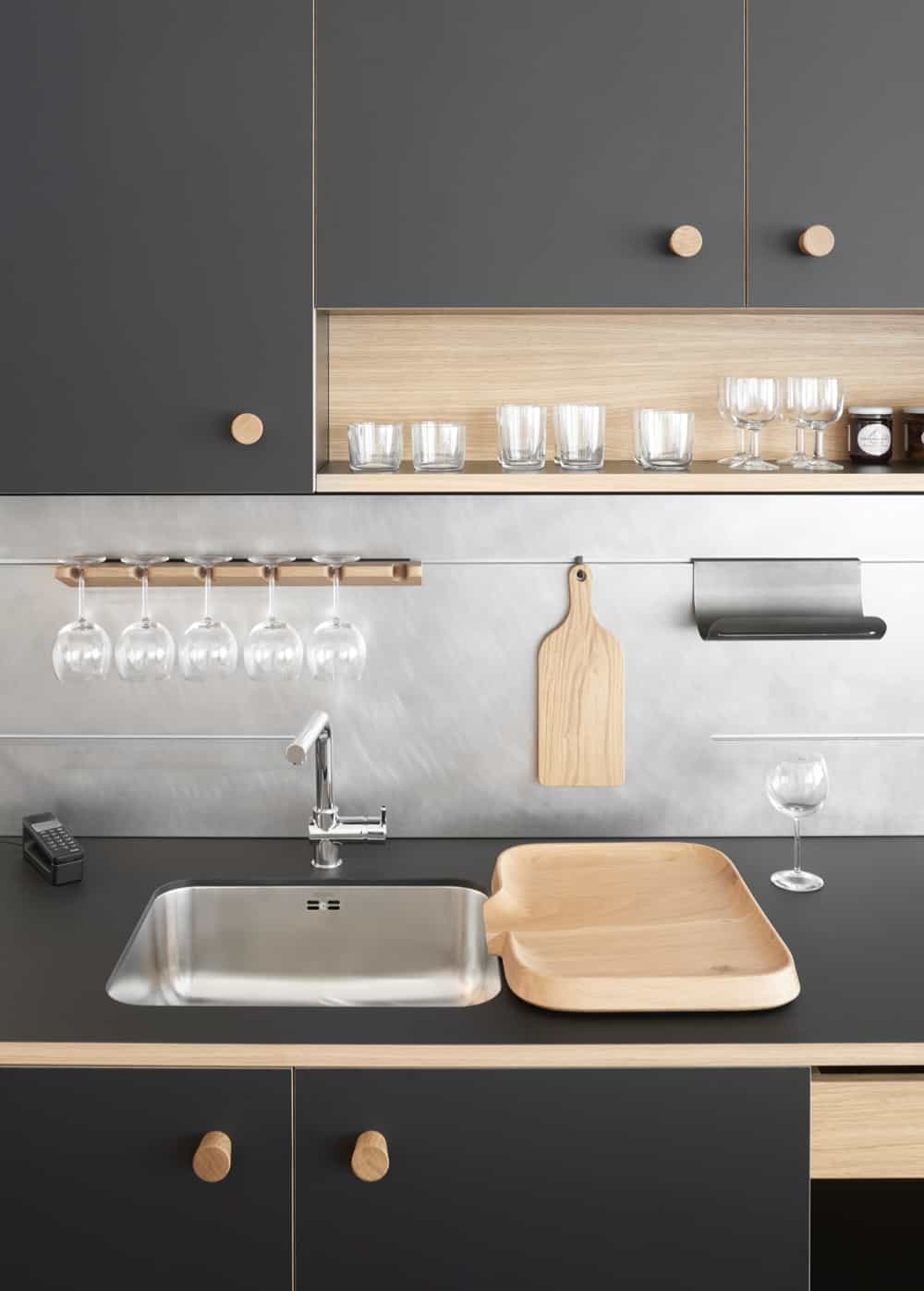 Lepic kitchen by Schiffini