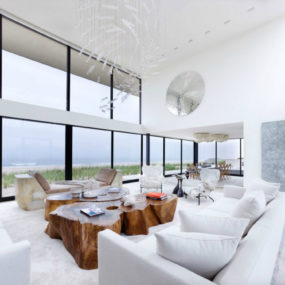 Contemporary Long Island House Overlooking the Ocean