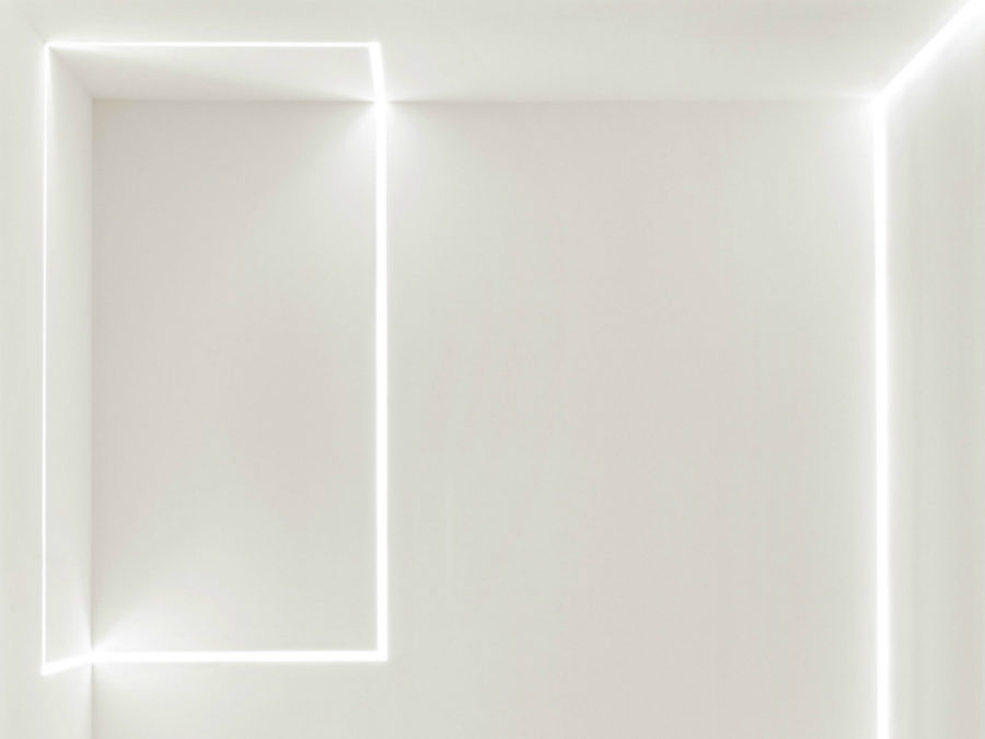 MOONLINE Built in lighting profile for LED modules by Flos 900x675 Make Your Home Beam And Glow With Built in Lighting