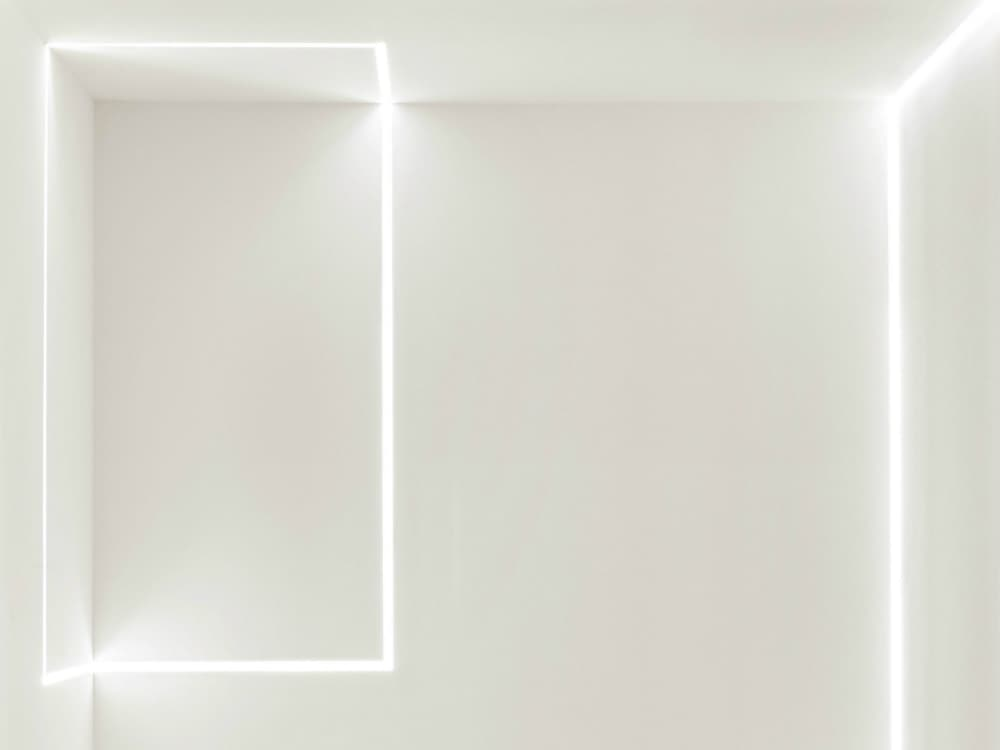MOONLINE Built-in lighting profile for LED modules by Flos