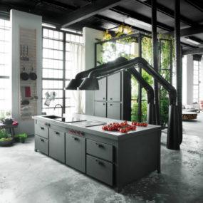 Metropolitan Loft in Milan Looks Beyond Unique