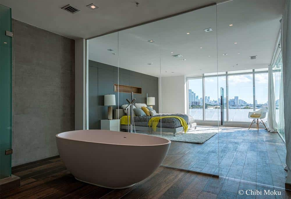 Mila Design Penthouse 7 at 4 Midtown, Miami, Florida