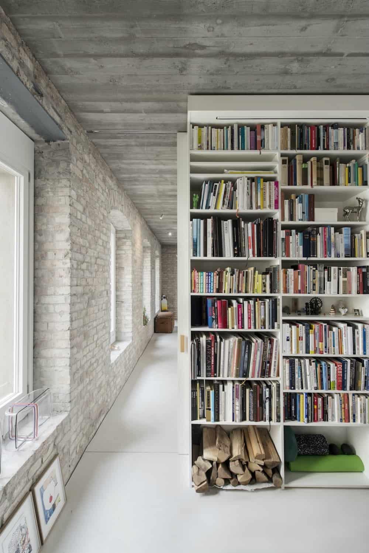 Miller House in Berlin by Asdfg Architekten