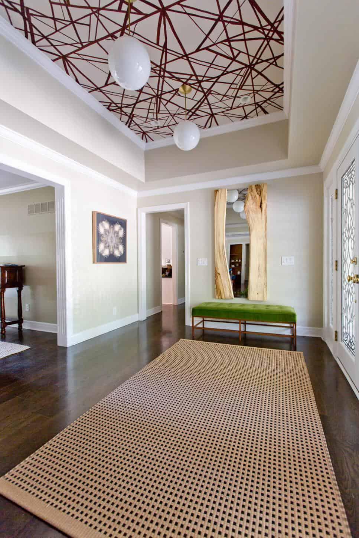 Modern hallway by Jaclyn Joslin