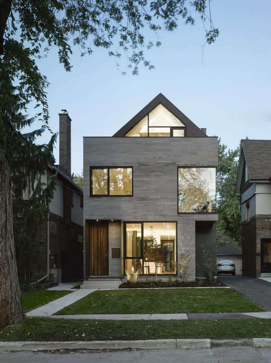 Moore Park Residence by Drew Mandel Architects Modern Windows That Will Show You Whole World