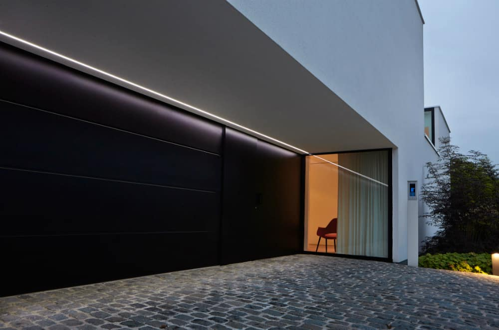 Private Residence Zonnebeke by Delta Light
