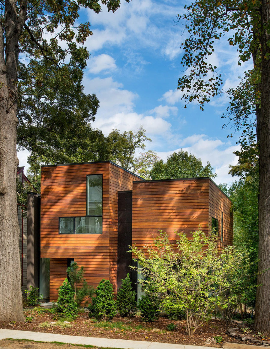 Private Residence remodel by Robert M. Gurney 900x1164 Robert M. Gurney Modernizes a Private Residence in Virginia