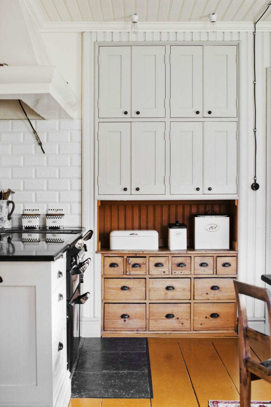 Repurpose cabinets