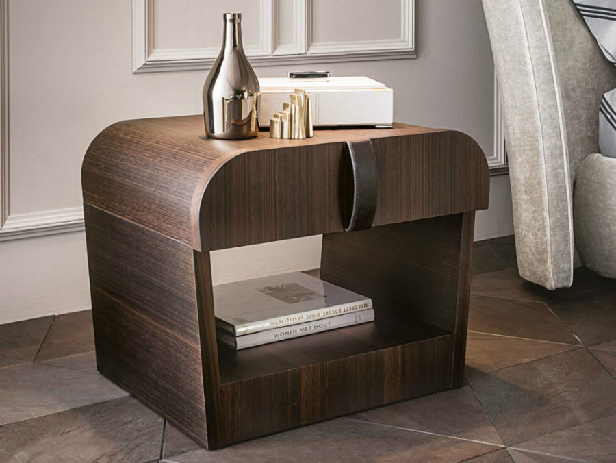 Romeo nightstand by Casamilano