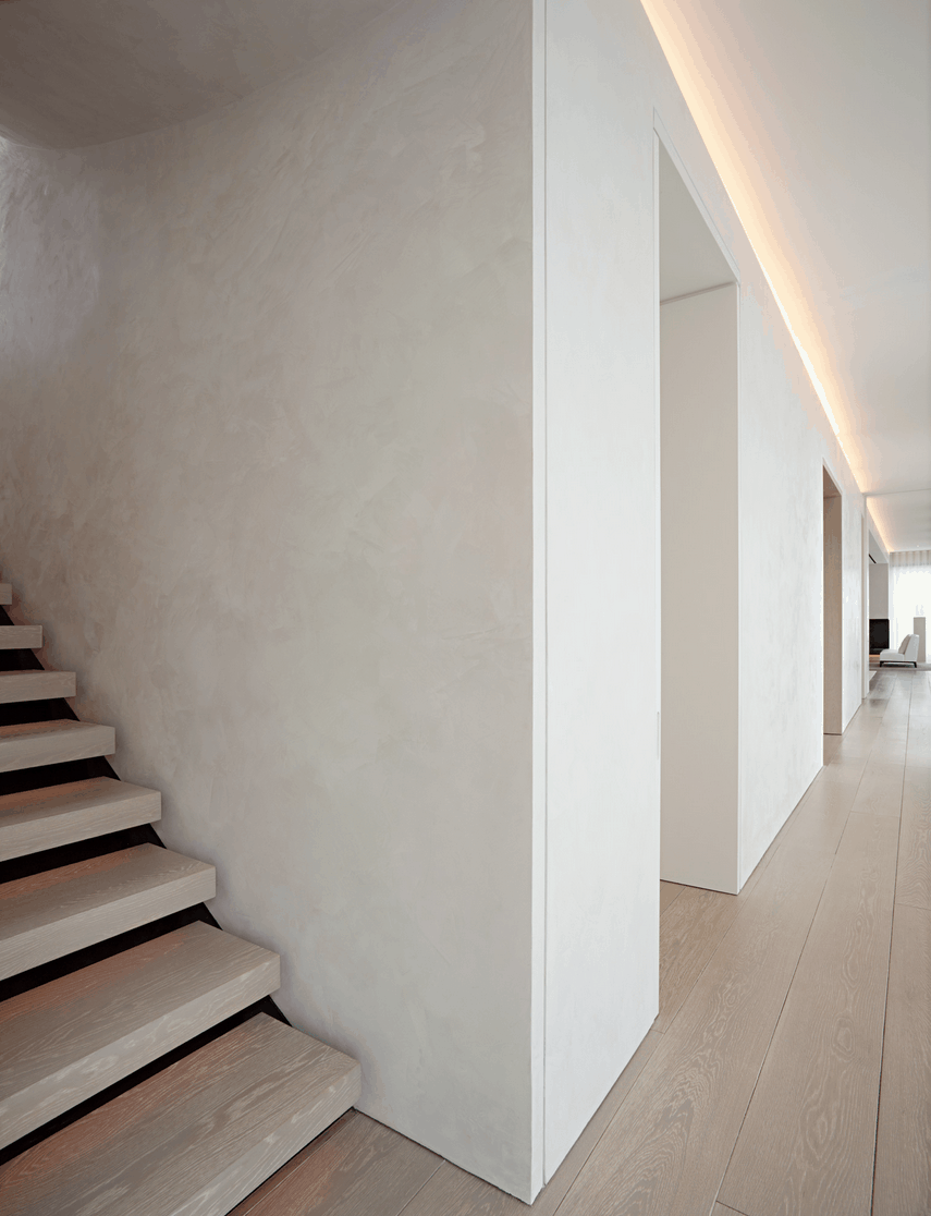 Schrager Penthouse by John Pawson Architect