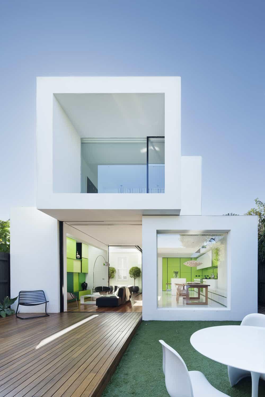 Shakin' Stevens Residence by Matt Gibson Architecture + Design