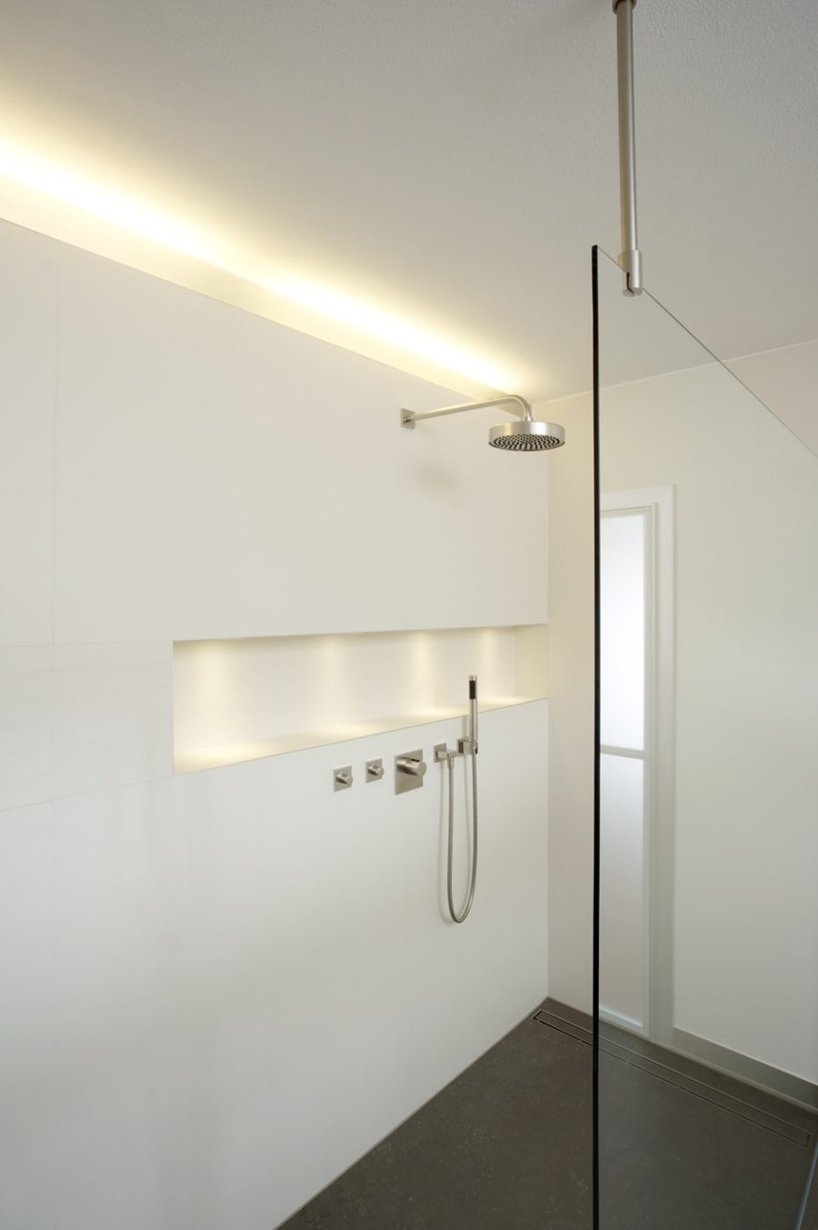 of unique knowee led shower graphics lighting light elegant for awesome recessed fixtures bathrooms