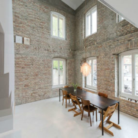 25 19th Century Berlin House Becomes Contemporary With Renovation