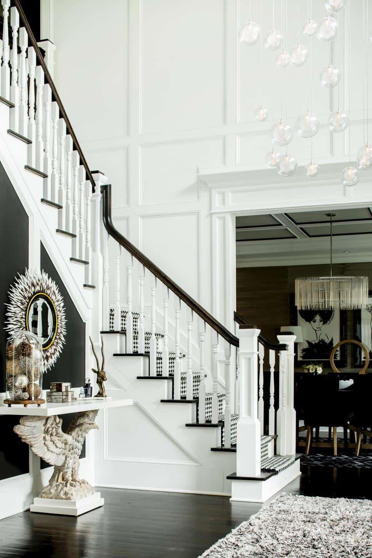 Splendid hallway by Karen Wolf
