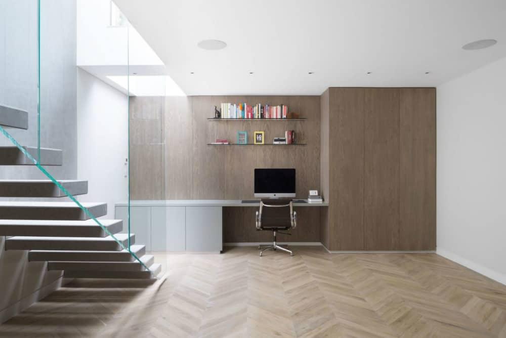 Storage-friendly home office