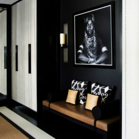 These Dramatic Hallways Will Make a Lasting Impression on Your Guests